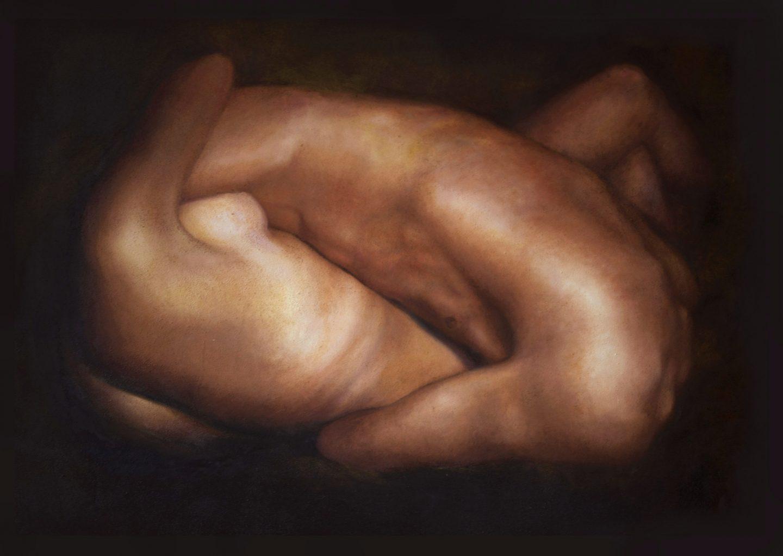 carnale_pittura olio 125x120cm
